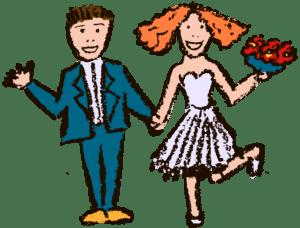 Хотите богатое будущее для своей семьи? Сыграйте скромную свадьбу, а остальное инвестируйте