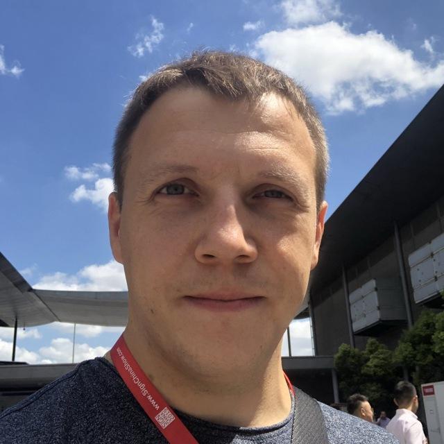 Павел Лыков