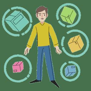 Отчет по логистике для торгово-производственной компании