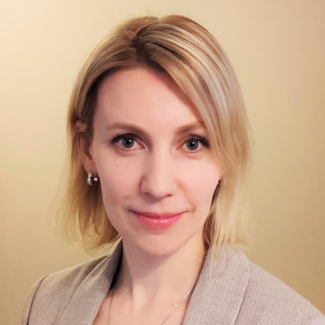 Екатерина Каменчукова